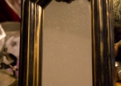 Candle Sconce Brass